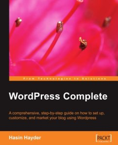 WordPress Guide book